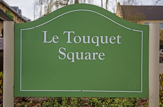 """Le Touquet Square"""