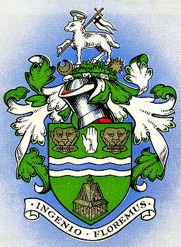 """Witney Coat of Arms"""